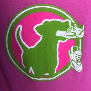 3 for $10 🍭Cute Running tee with dog